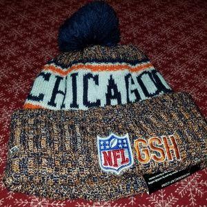 e1591ff80 New Era Accessories - Men s Chicago Bears New Era Navy 2018 NFL Hat